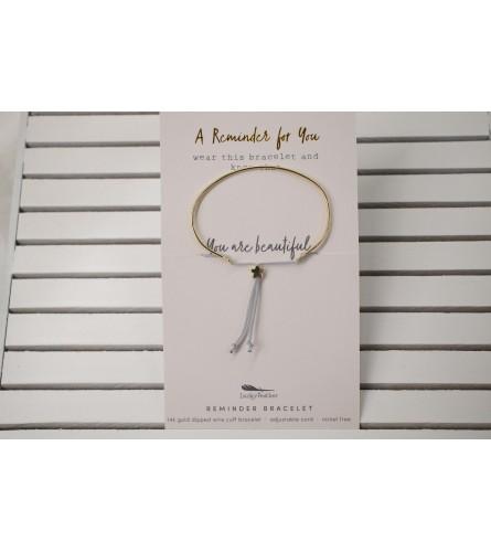 Bracelet - You are Beautiful