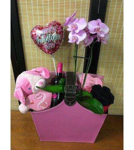 Valentines Day Basket