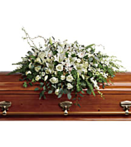 TRF281-2A - Grandest Glory Casket Spray