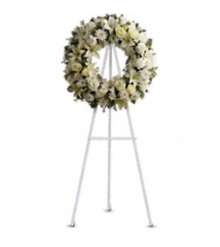 TRF239-3A Serenity Wreath