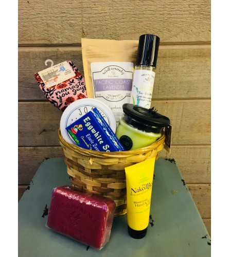 Spa/Relax Basket