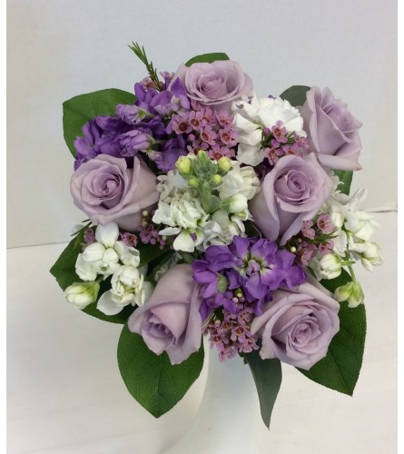 Prom BVP1 - Lush Lavender Bouquet (pick up only)