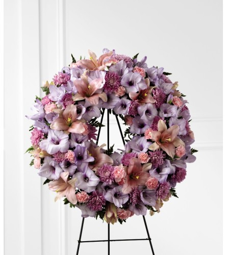 A Sleep in Peace™ Wreath