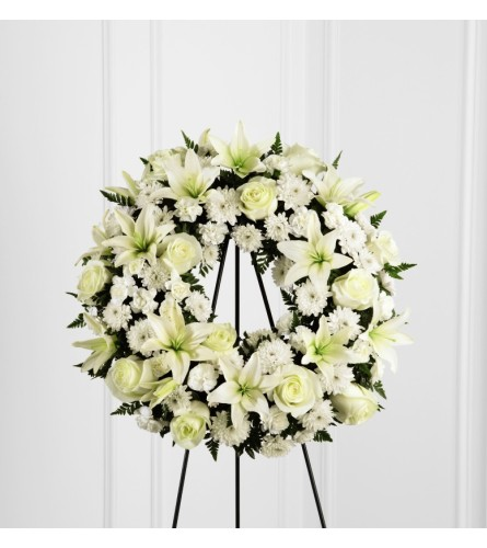 A Treasured Tribute™ Wreath