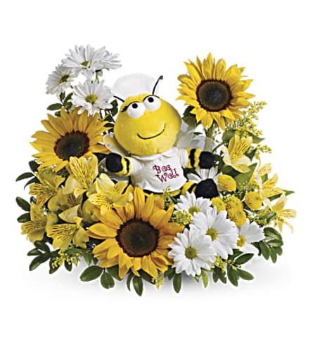A Bee Well Bouquet