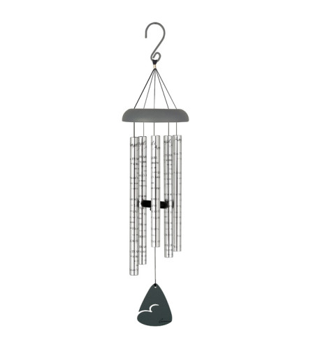 "30"" Angel's Arms Windchime"