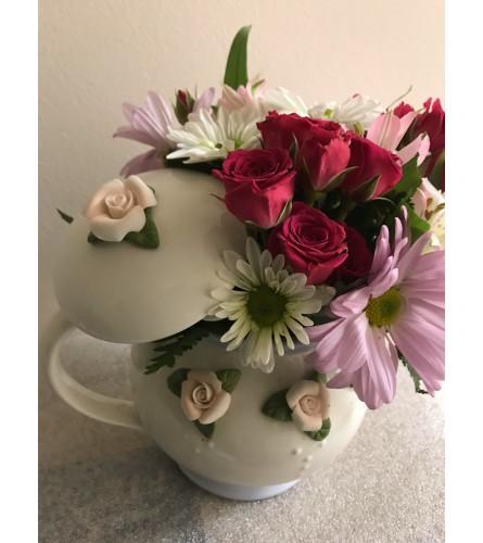 A Mother's Teapot