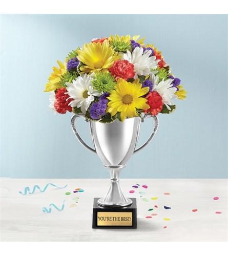 Your Trophy Bouquet
