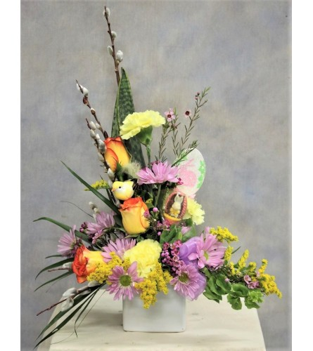 Talisman's Happy Easter Bouquet