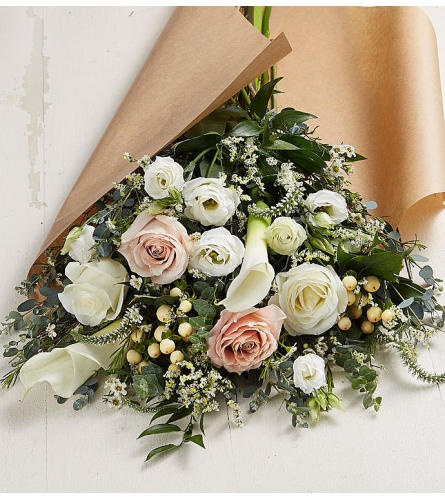 The Marvelous Wrapped Bouquet