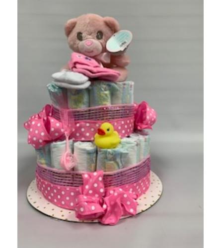Baby Cakes Girl