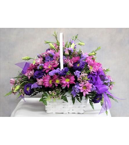 Aubergine Enchantment Bouquet