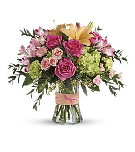 Life's Blush Bouquet