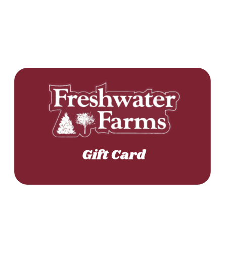 Freshwater Farms Gift Card