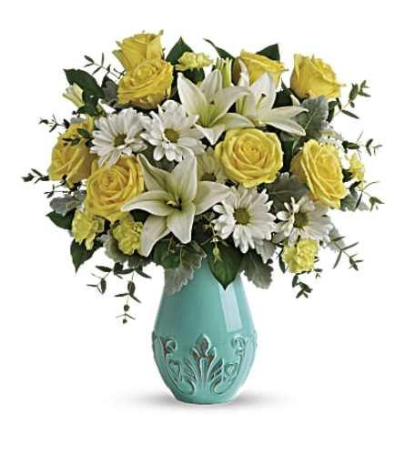Aqua Dream Bouquet by Teleflora