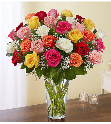 Mothers love Roses