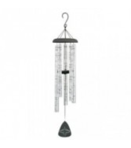 THE LORDS PRAYER WINDCHIME