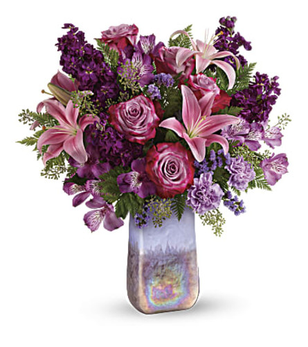 The Amethyst Jewel Bouquet
