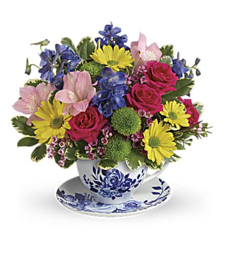 Teleflora Dutch Garden Bouquet