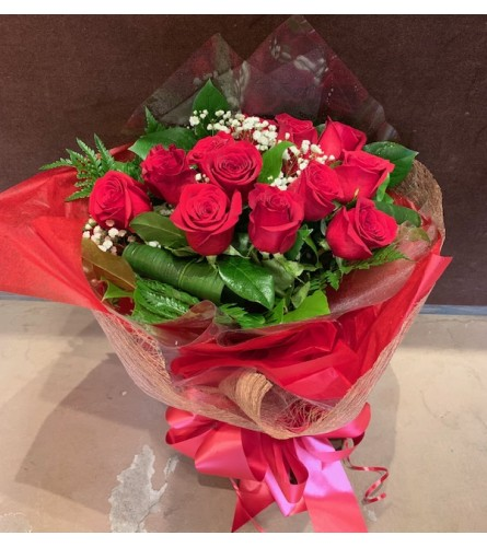 Red Passion Roses