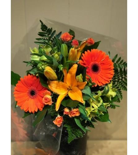 Orange Blossoms Bouquet