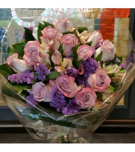 Purple Crush Bouquet