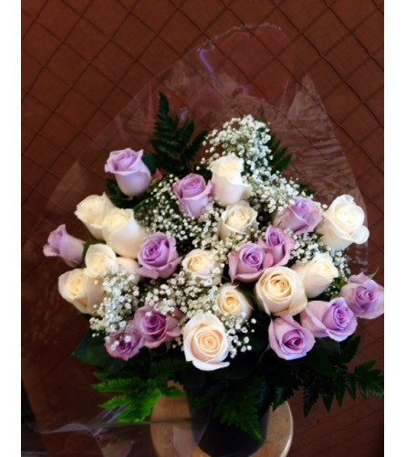 Duo Roses Bouquet