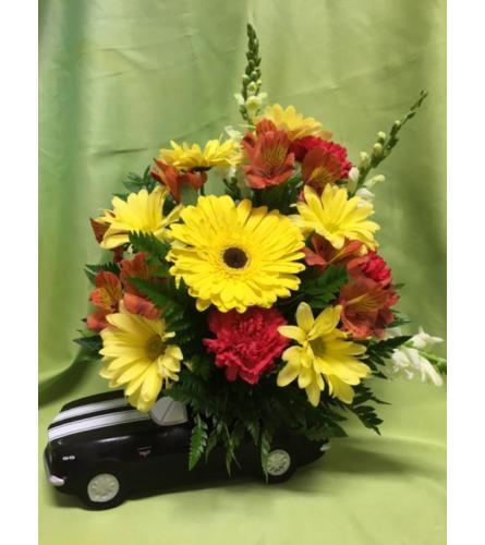 Chevy Camaro Bouquet