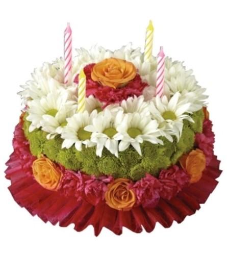 Birthday Brillance Cake
