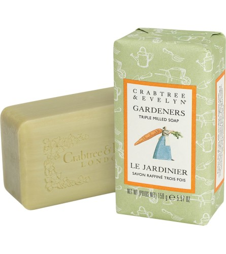 Crabtree & Evelyn Gardners Triple Milled Soap