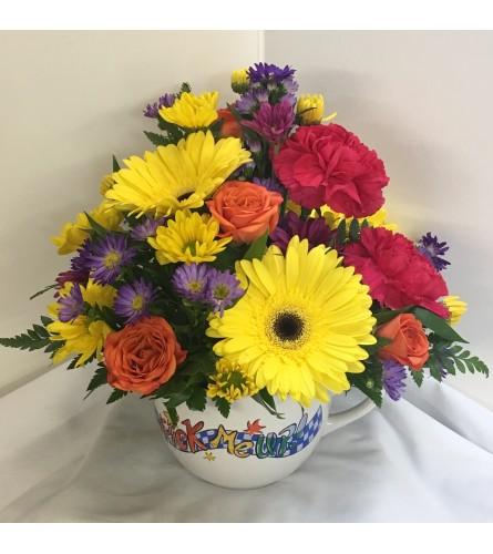 Rothe's Pick Me Up Bouquet