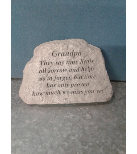 Grandpa Stepping Stone