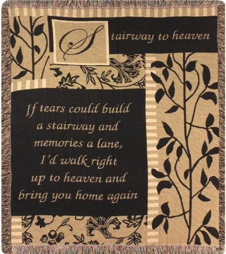 Tapestry Throw - Stairway To Heaven II