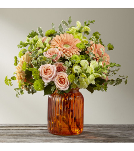 Peachy Keen Bouquet FTD