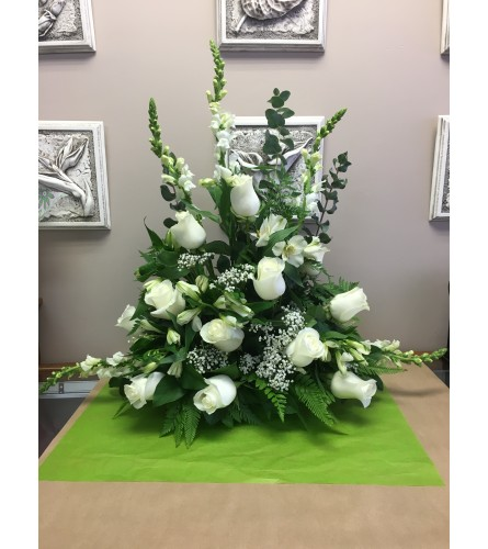 White Roses of Remembrance