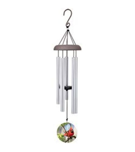 30 Picture Perfect Windchime - Cardinal