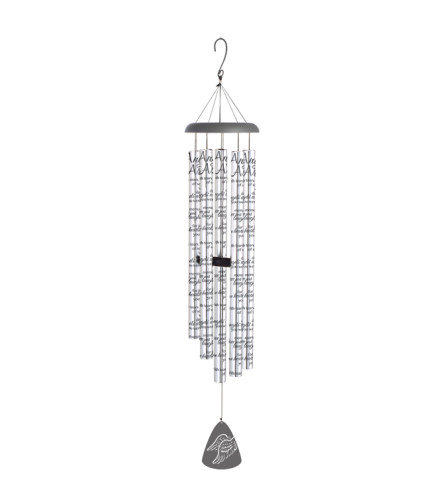 "55"" Sonnet Windchime - Angels Arms"