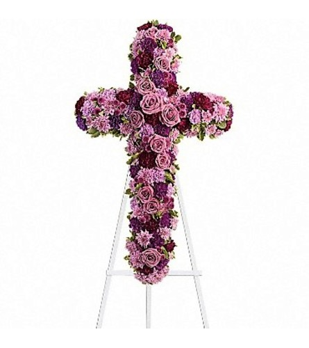 Pink Holy Cross