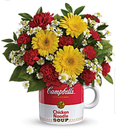 Campbell's Get Well Soon