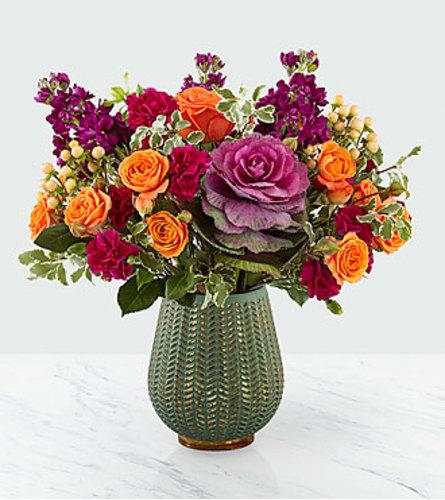 Autumn Harvest in Vase