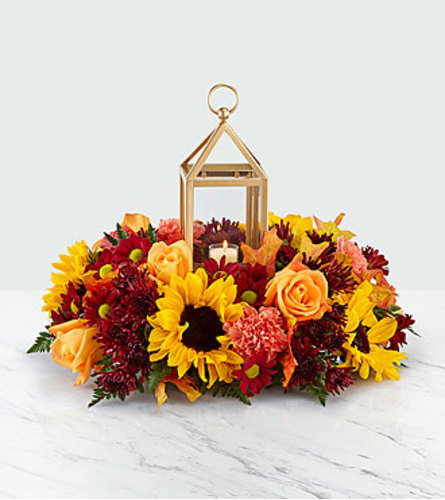 Giving Thanks Centerpiece for Fall