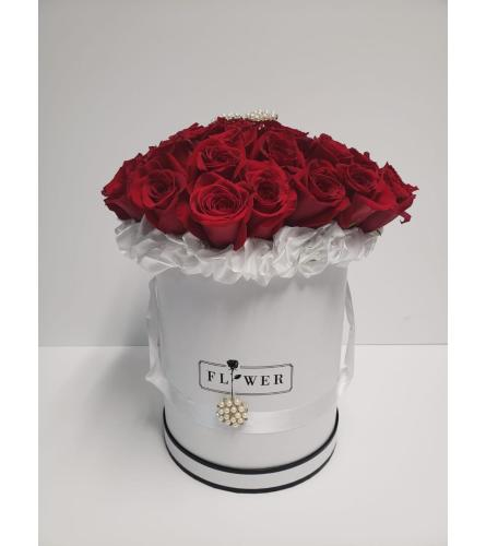 Red Rose Couture Box
