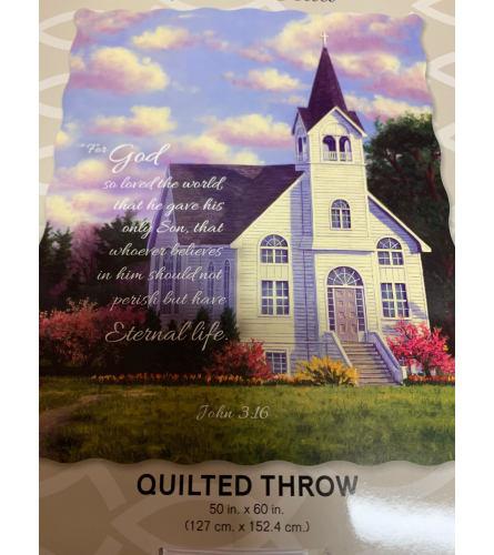 Sympathy Quilt John 3:16