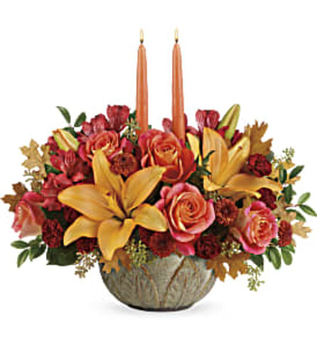 The Artisan Glow Centerpiece