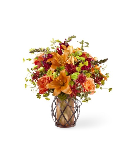 The FTD You're Special™ Lantern Bouquet