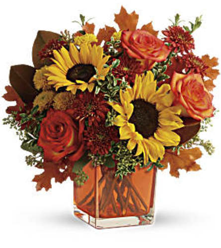 Teleflora Hello Autumn Bouquet