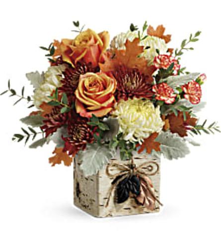 Teleflora Fall In Bloom Bouquet