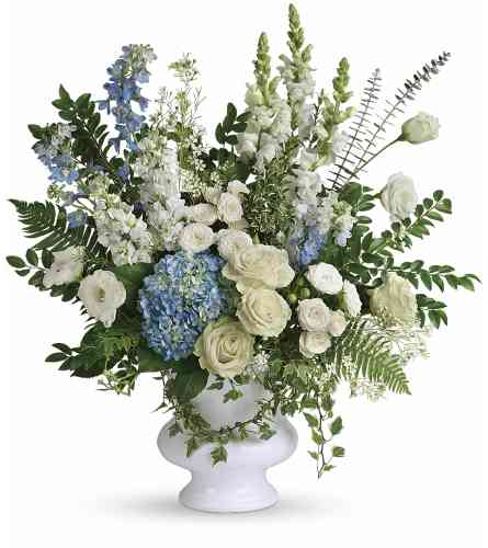 Treasured and Beloved Urn Bouquet