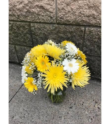 SALE!!! September Sunshine Flowers