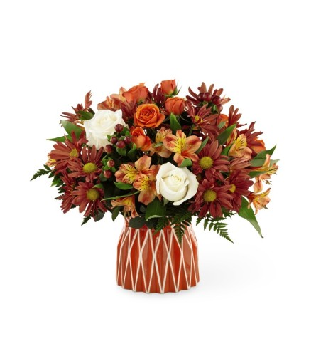 Shades of Autumn™ Bouquet by FTD Flowers